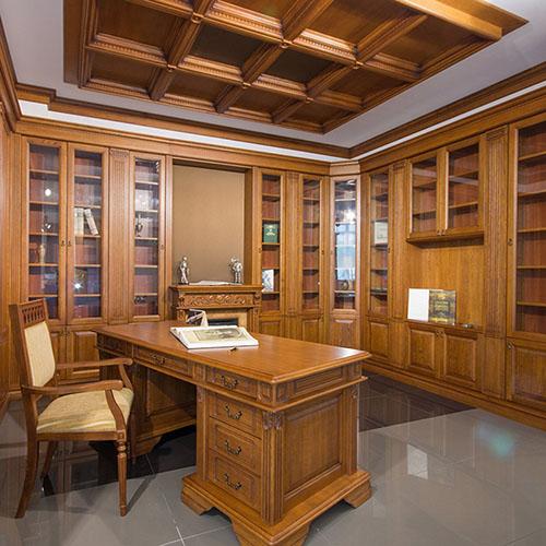 Мебель для кабинетов под заказ