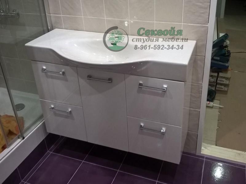 Ванная СЕКВОЙЯ 007